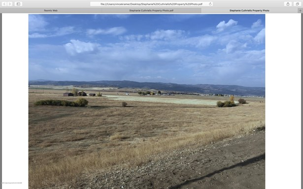 Building Site - Bedford, WY