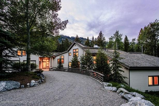 Multilevel, Single Family - Teton Village, WY
