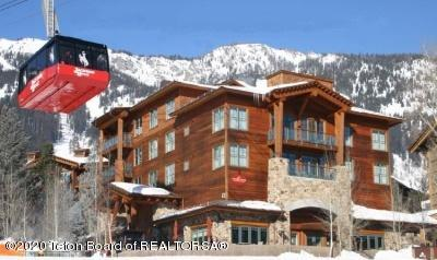 Condo/Townhouse - Teton Village, WY