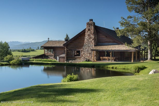 Guest Ranch, Farm and Ranch - Wilson, WY (photo 3)