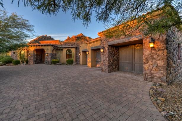 Single Family - Detached, Santa Barbara/Tuscan - Scottsdale, AZ