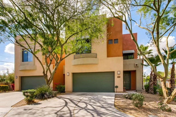 Townhouse, Contemporary - Scottsdale, AZ (photo 1)
