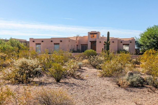 Single Family - Detached, Territorial/Santa Fe - Mesa, AZ (photo 1)