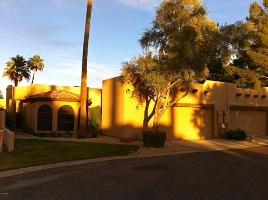 Patio Home, Territorial/Santa Fe - Phoenix, AZ (photo 1)