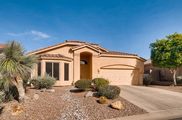 Single Family - Detached, Spanish - Mesa, AZ (photo 1)