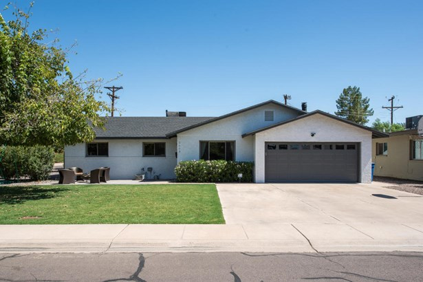 Single Family - Detached, Ranch - Tempe, AZ (photo 1)