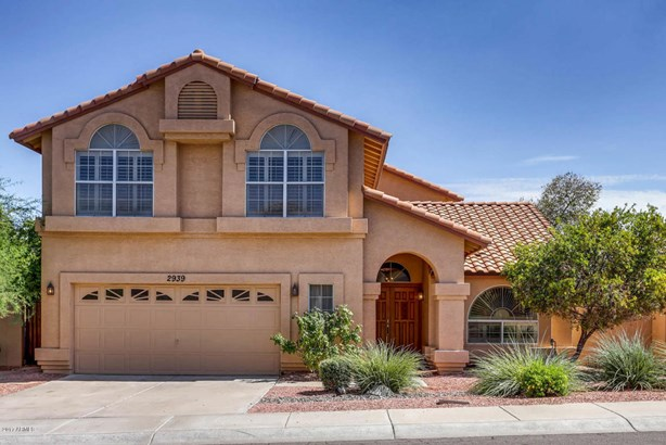 Single Family - Detached, Spanish - Phoenix, AZ (photo 1)