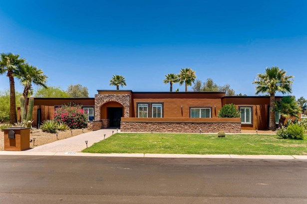 Single Family - Detached, Ranch - Paradise Valley, AZ (photo 1)