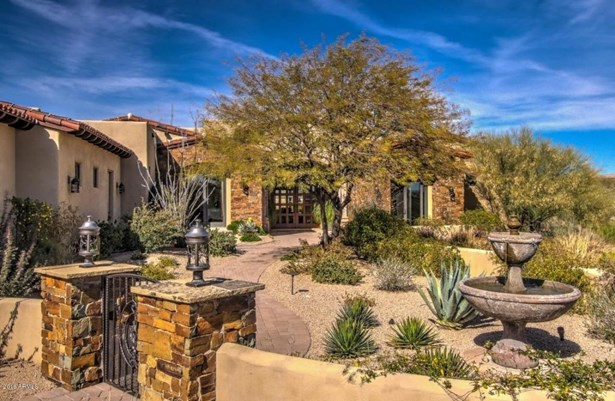 Single Family - Detached, Santa Barbara/Tuscan - Scottsdale, AZ (photo 2)