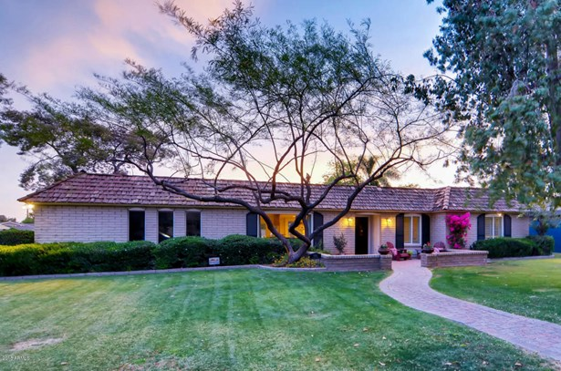 Single Family - Detached, Ranch - Phoenix, AZ
