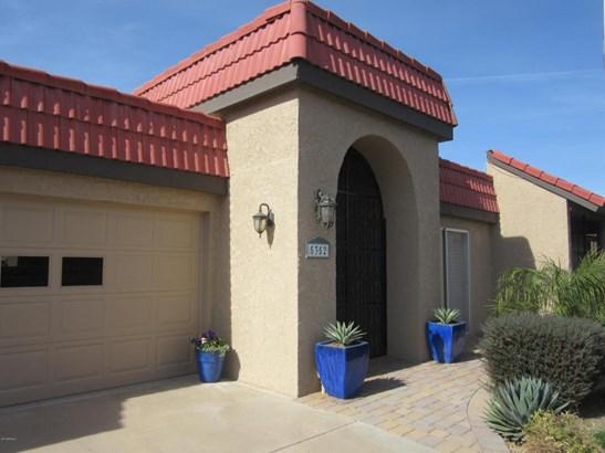 Townhouse, Spanish - Scottsdale, AZ (photo 2)