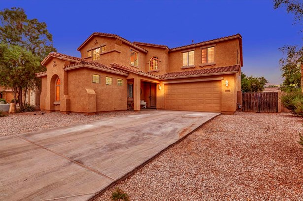 Single Family - Detached, Contemporary - Laveen, AZ