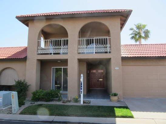 Townhouse, Spanish - Scottsdale, AZ (photo 1)