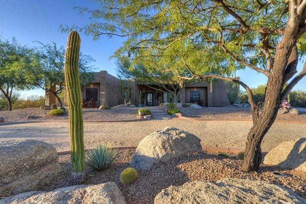 Single Family - Detached, Territorial/Santa Fe - Scottsdale, AZ (photo 2)