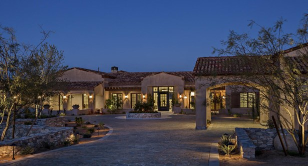 Single Family - Detached, Santa Barbara/Tuscan - Scottsdale, AZ (photo 4)