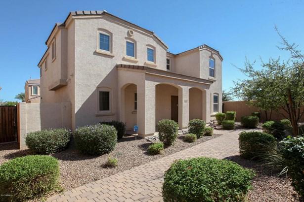 Single Family - Detached, Territorial/Santa Fe - Gilbert, AZ (photo 1)