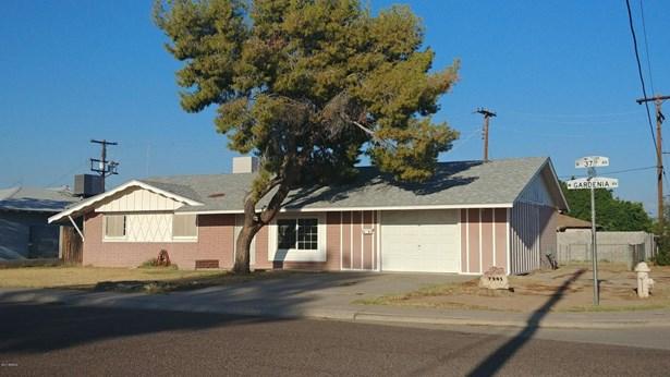 Single Family - Detached, Ranch - Phoenix, AZ (photo 1)