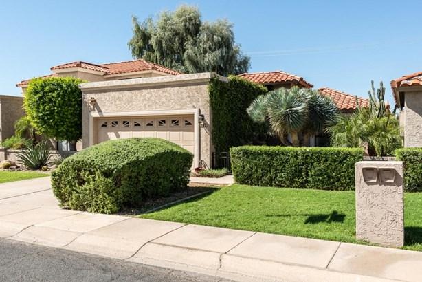 Patio Home, Spanish - Scottsdale, AZ (photo 1)