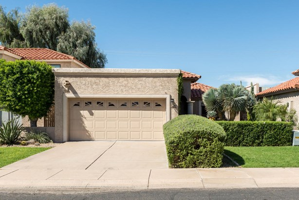 Patio Home, Spanish - Scottsdale, AZ (photo 3)
