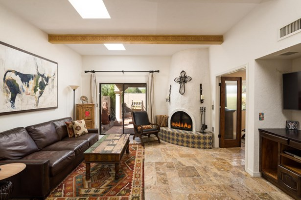Patio Home, Spanish - Scottsdale, AZ (photo 5)