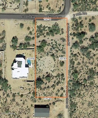 Residential Lot - Apache Junction, AZ (photo 1)