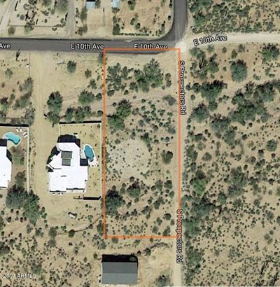 Residential Lot - Apache Junction, AZ (photo 3)