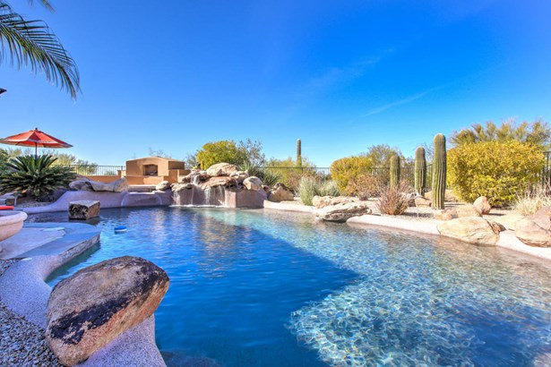 Single Family - Detached, Territorial/Santa Fe - Scottsdale, AZ (photo 4)