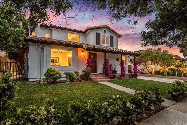 Contemporary,Spanish, Single Family Residence - Manhattan Beach, CA