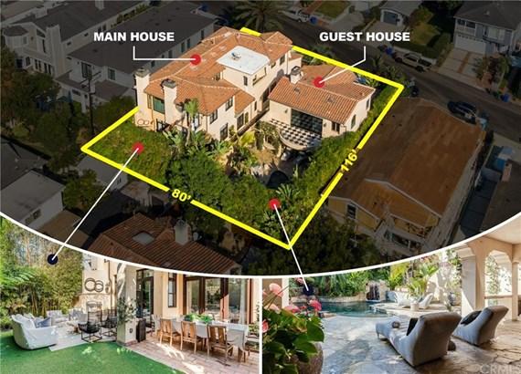 Single Family Residence, Spanish - Manhattan Beach, CA