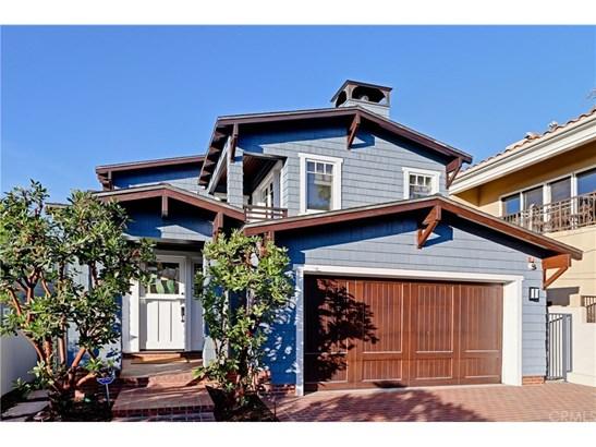 Single Family Residence, Craftsman - Manhattan Beach, CA (photo 1)