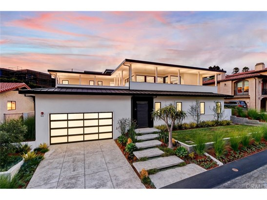 Single Family Residence, Contemporary,Custom Built - Manhattan Beach, CA (photo 1)