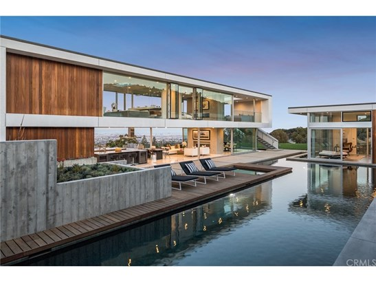 Single Family Residence, Contemporary - Rancho Palos Verdes, CA (photo 1)