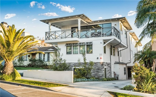 Townhouse, Contemporary - Hermosa Beach, CA