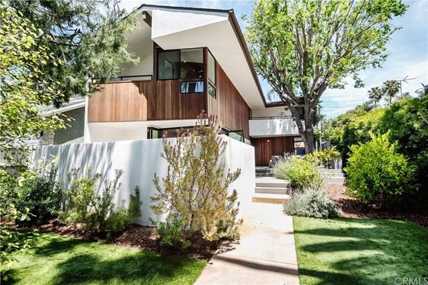 Single Family Residence, Mid Century Modern - Manhattan Beach, CA