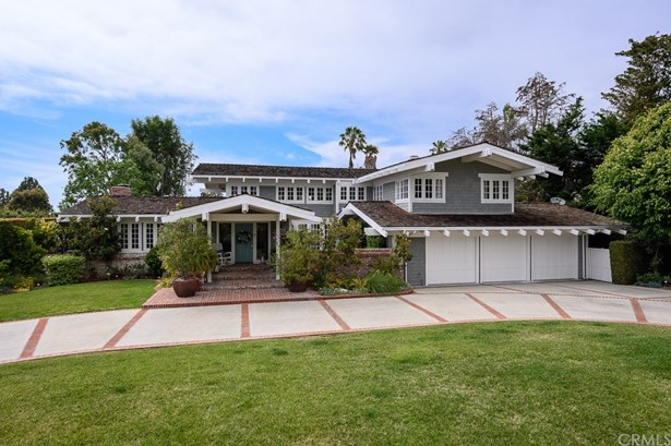 Cape Cod, Single Family Residence - Palos Verdes Estates, CA