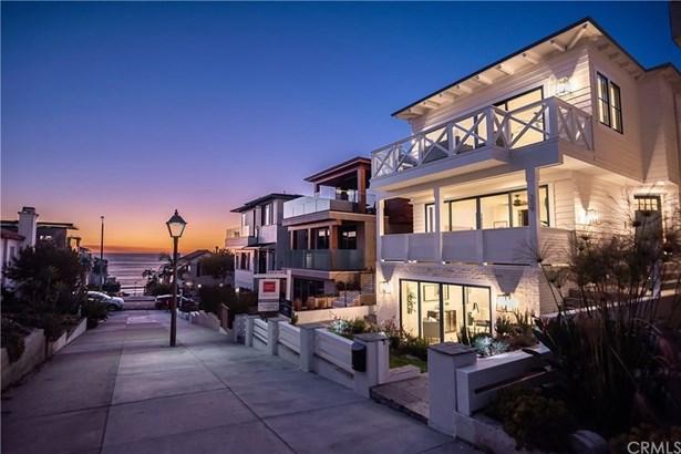 Cape Cod, Single Family Residence - Manhattan Beach, CA