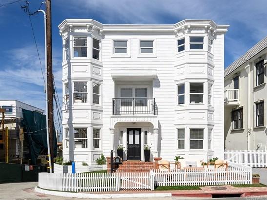 Townhouse, Victorian - Manhattan Beach, CA