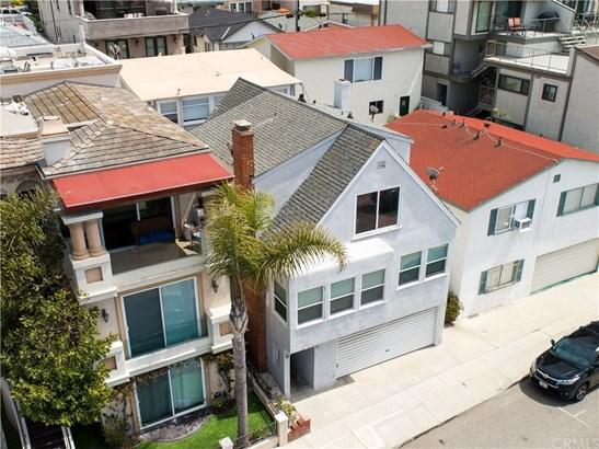 Quadruplex, Cottage,Traditional - Hermosa Beach, CA (photo 2)
