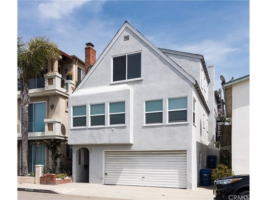 Quadruplex, Cottage,Traditional - Hermosa Beach, CA (photo 4)