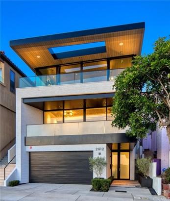 Townhouse, Contemporary,Modern - Manhattan Beach, CA