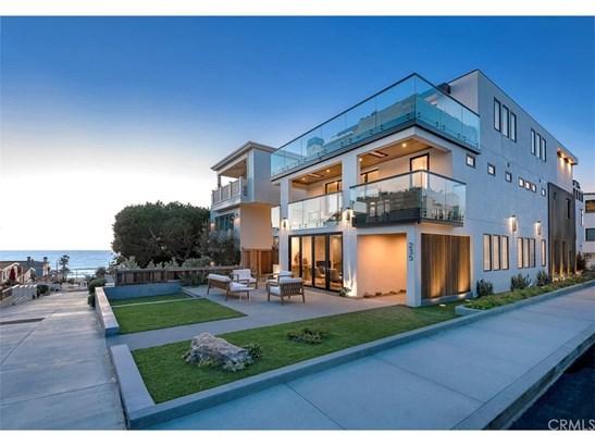 Single Family Residence, Contemporary - Manhattan Beach, CA