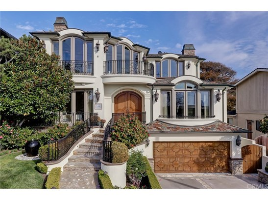 French, Single Family Residence - Manhattan Beach, CA
