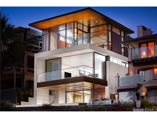 Single Family Residence, Contemporary,Custom Built - Manhattan Beach, CA