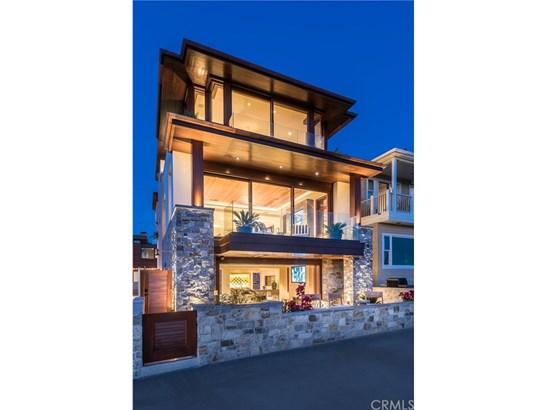 Single Family Residence, Contemporary,Custom Built,Modern - Hermosa Beach, CA (photo 1)