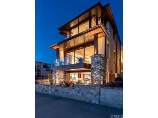 Single Family Residence, Contemporary,Custom Built,Modern - Hermosa Beach, CA (photo 2)