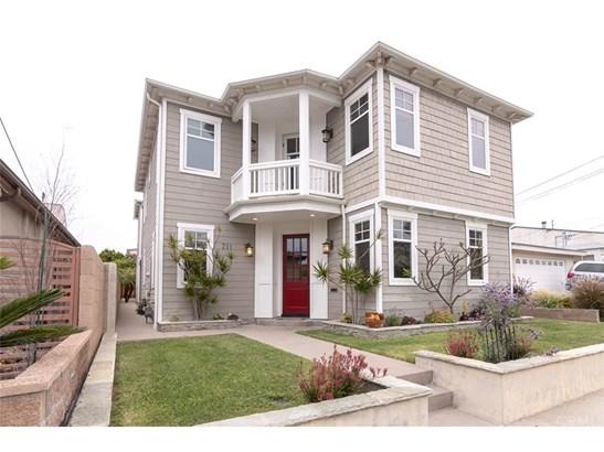 Cape Cod, Single Family Residence - Hermosa Beach, CA (photo 2)