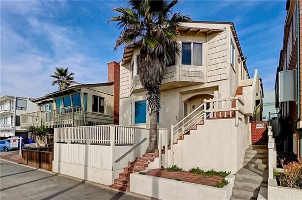 Single Family Residence, Cottage - Manhattan Beach, CA