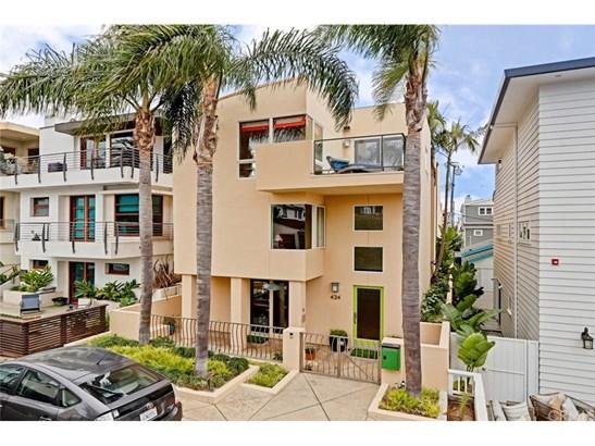 Single Family Residence, Contemporary,Custom Built,Modern - Manhattan Beach, CA (photo 1)