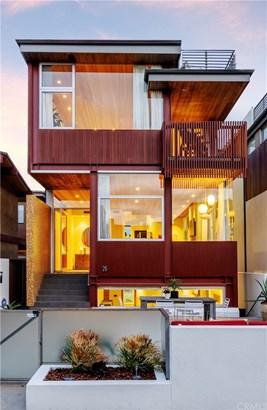 Single Family Residence, Contemporary - Hermosa Beach, CA