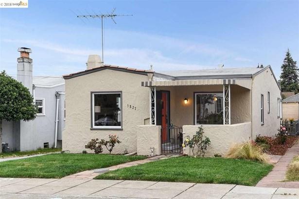 5827 Roberts Ave, Oakland, CA - USA (photo 1)